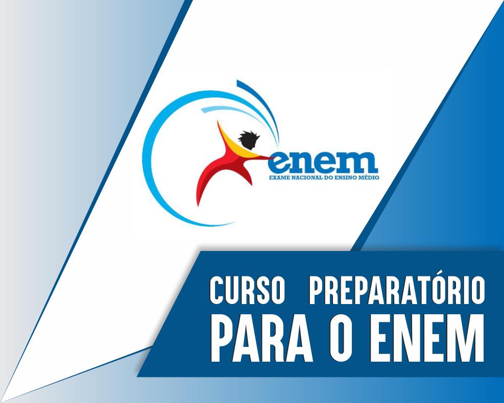Curso Preparatório para o Enem - Química e Físico-Química
